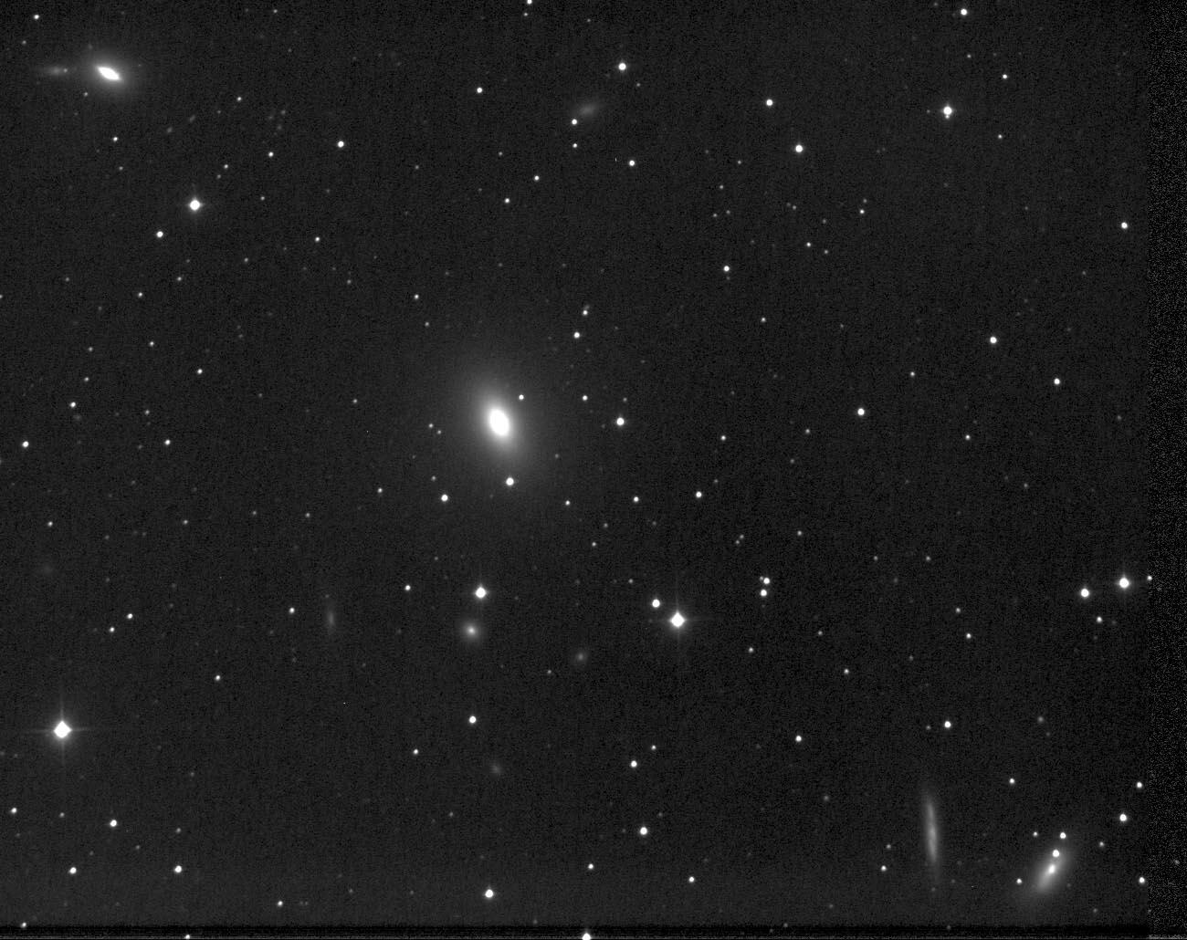 Orange Logic - Elliptical Galaxy M59, NGC 4621