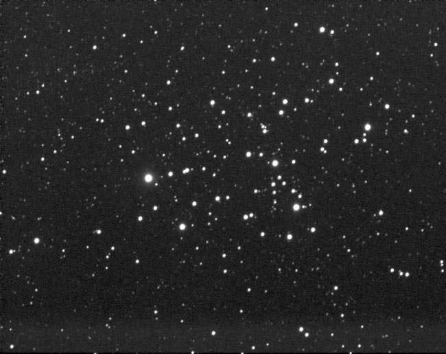 M6 Open Cluster in Scorpius