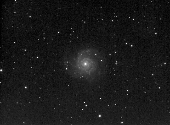 M74 Galaxy in Pisces